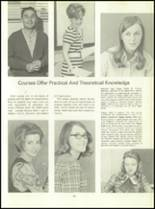 1971 R. B. Stall High School Yearbook Page 188 & 189
