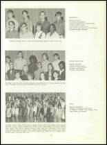 1971 R. B. Stall High School Yearbook Page 220 & 221