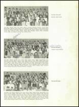 1971 R. B. Stall High School Yearbook Page 222 & 223