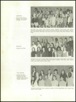 1971 R. B. Stall High School Yearbook Page 224 & 225