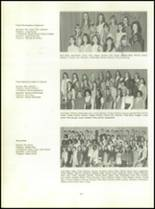1971 R. B. Stall High School Yearbook Page 228 & 229