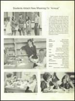 1971 R. B. Stall High School Yearbook Page 234 & 235