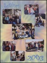 2003 Viola High School Yearbook Page 42 & 43