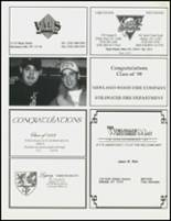 1999 Stillwater High School Yearbook Page 160 & 161