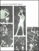 1974 Maine North High School Yearbook Page 40 & 41