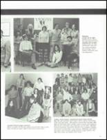 1974 Maine North High School Yearbook Page 46 & 47