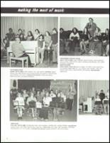 1974 Maine North High School Yearbook Page 52 & 53