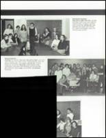 1974 Maine North High School Yearbook Page 56 & 57