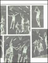 1974 Maine North High School Yearbook Page 84 & 85