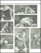 1974 Maine North High School Yearbook Page 92 & 93