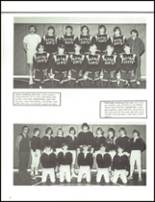 1974 Maine North High School Yearbook Page 94 & 95