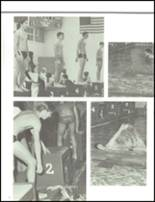 1974 Maine North High School Yearbook Page 96 & 97