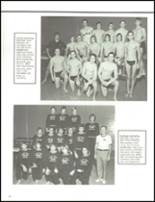 1974 Maine North High School Yearbook Page 98 & 99