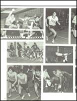 1974 Maine North High School Yearbook Page 100 & 101