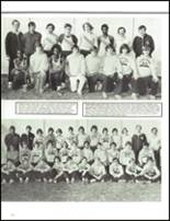 1974 Maine North High School Yearbook Page 102 & 103