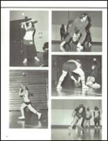 1974 Maine North High School Yearbook Page 104 & 105