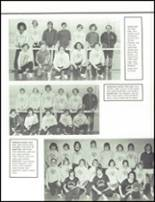 1974 Maine North High School Yearbook Page 106 & 107