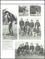 1974 Maine North High School Yearbook Page 108 & 109