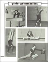 1974 Maine North High School Yearbook Page 112 & 113