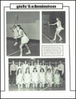 1974 Maine North High School Yearbook Page 114 & 115