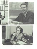 1974 Maine North High School Yearbook Page 118 & 119