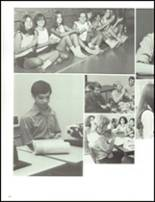 1974 Maine North High School Yearbook Page 124 & 125