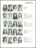 1974 Maine North High School Yearbook Page 126 & 127