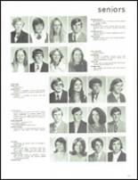 1974 Maine North High School Yearbook Page 128 & 129