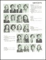 1974 Maine North High School Yearbook Page 132 & 133