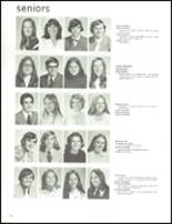 1974 Maine North High School Yearbook Page 134 & 135