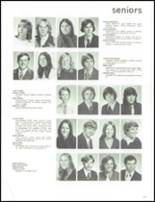 1974 Maine North High School Yearbook Page 136 & 137