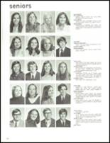1974 Maine North High School Yearbook Page 138 & 139