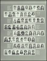 1974 Maine North High School Yearbook Page 152 & 153