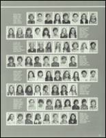 1974 Maine North High School Yearbook Page 154 & 155