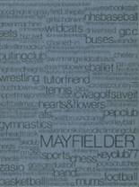 1977 Yearbook Mayfield High School