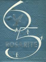 1965 Yearbook Holy Rosary Institute