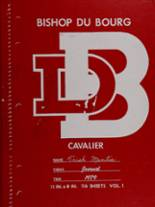 1979 Yearbook Bishop Dubourg High School