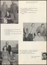 1959 Watonga High School Yearbook Page 14 & 15