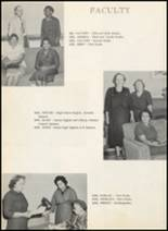 1959 Watonga High School Yearbook Page 16 & 17
