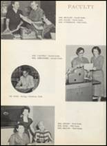 1959 Watonga High School Yearbook Page 18 & 19