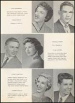 1959 Watonga High School Yearbook Page 20 & 21