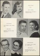 1959 Watonga High School Yearbook Page 22 & 23