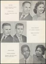 1959 Watonga High School Yearbook Page 24 & 25