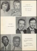 1959 Watonga High School Yearbook Page 26 & 27