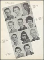 1959 Watonga High School Yearbook Page 28 & 29