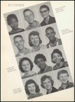 1959 Watonga High School Yearbook Page 32 & 33