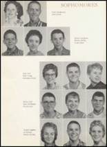 1959 Watonga High School Yearbook Page 34 & 35