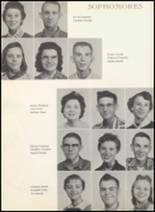 1959 Watonga High School Yearbook Page 36 & 37
