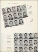 1959 Watonga High School Yearbook Page 52 & 53