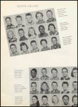 1959 Watonga High School Yearbook Page 54 & 55
